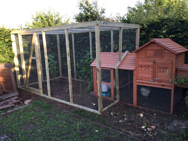 Hønsegård produceret af MCJ Byg Kontakt: mcjbyg@gmail.com