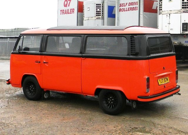 Volkswagen Westfalia Campers were conversions of the Volkswagen  Type 2 sold from the early 1950s through to 2003