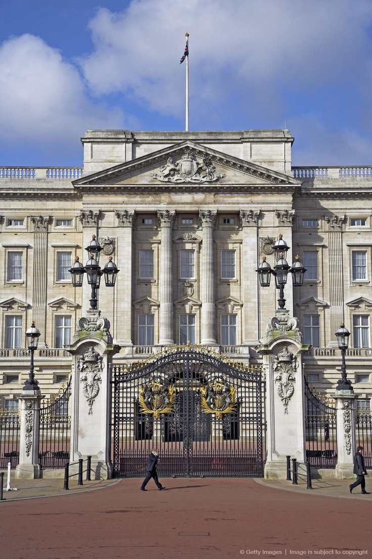 England, London. Buckingham Palace is the official London residence of the British monarch. The palace, originally known as Buckingham House.