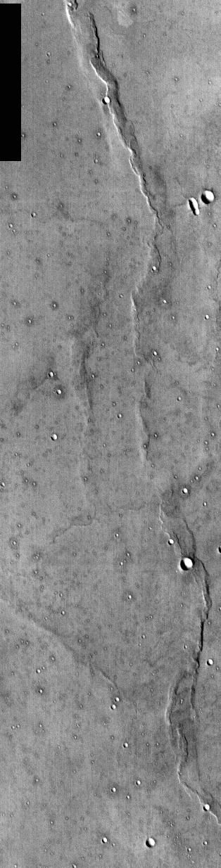 1st Manned Lunar Landing and 1st Robotic Mars Landing Commemorative Release: Viking 1 Landing Site in Chryse Planitia - Infrared Image #space