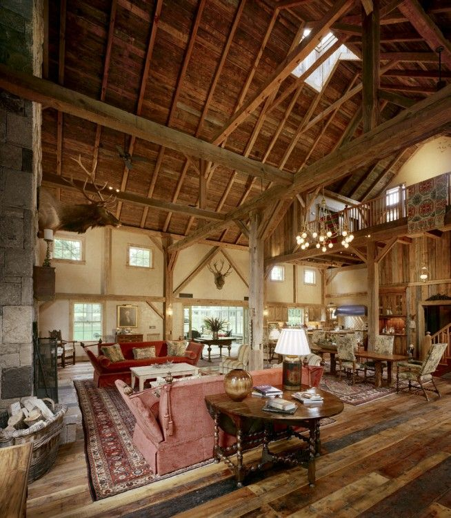 70 Best Images About Restored Barns Into Homes On Pinterest