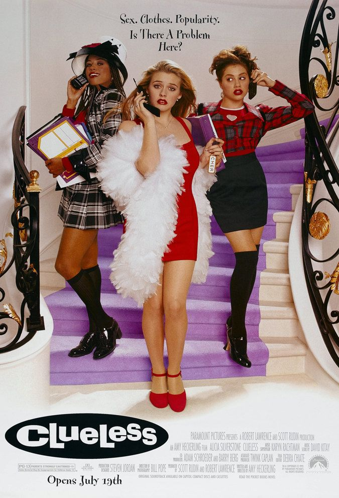Clueless Movie Poster - MOV189861
