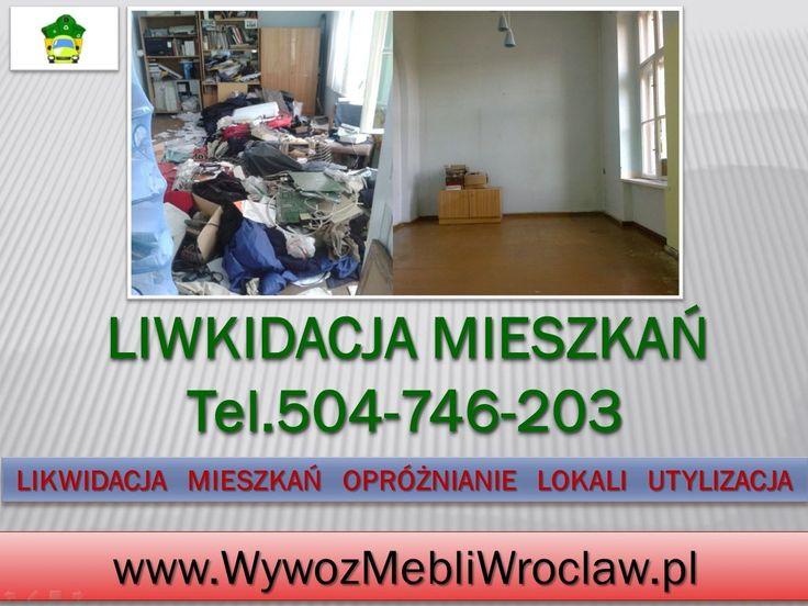 Likwidacja mieszkań, Wrocław, TEL 504-746-203,  utylizacja starych mebli, wywożenie mieszkań, wywóz zbędnych rzeczy, niepotrzebnych mebli,  likwidacje mieszkań, domów, lokali, sprzątanie piwnic, garaży, wywiezienie strychów, sprzątanie działek, opróżnianie mieszkań, pomieszczeń, altan, sprzątanie piwnicy, likwidacja mieszkania, porządkowanie, uporządkowanie mieszkania, oczyszczanie poddaszy, wywóz rupieci. tel 504-746-203, http://wywozmebliwroclaw.pl/