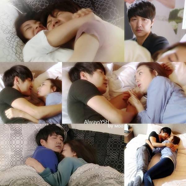 """Yoon Sang Hyun + Choi Ji Woo in K-Drama """"Can't Lose"""", so sweet!"""