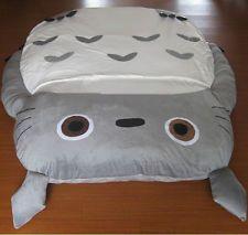 огромный удобный милый мультфильм Тоторо кровать спальный мешок подушечка 290 * 160 см красивый подарок
