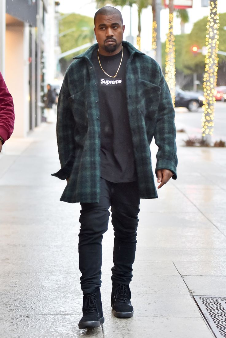 The Kanye West Look Book | GQ