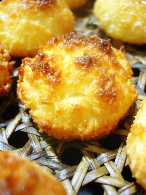Receta de cocadas, un delicioso postre - El Aderezo - Blog de Recetas de Cocina