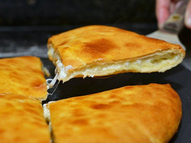 Hačapuri recepte The national dish of Georgia - Khachapuri