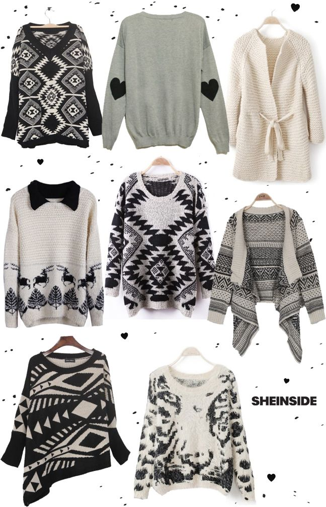I often go to warmer places in the winter, but sometimes I find myself in snowy places. Having a warm and fashionable sweater is a MUST! www.annjaneliving.com.
