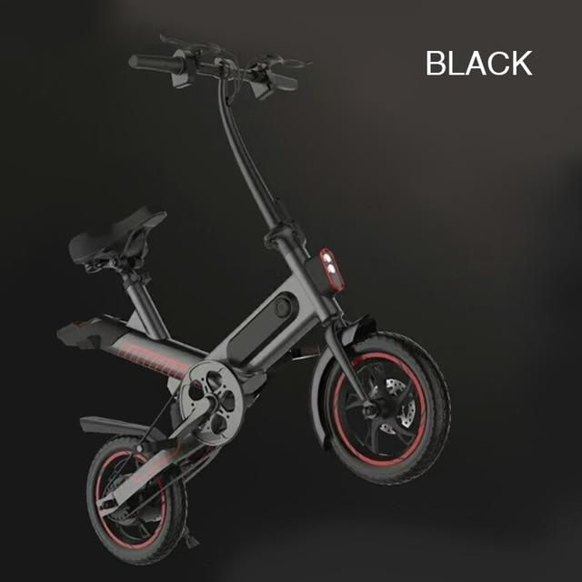 Altruism C1 12inch Smart Folding Mini Electric Bike Bicycle Ebike