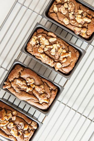 Banana Bread / blog.jchongstudio.com #paleo #glutenfre
