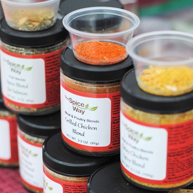 Going to be another beautiful weekend! Enjoy it with us at the Rancho Santa Fe Farmers Market this Sunday 9:30am-2pm. Stop by the booth to say hello and taste some samples. We've got tons of The Spice Way Blends to make this coming grilling season the tastiest yet!  #thespicewaysd #naturewithbenefits #goodlifewithspice #encinitas #sandiego #shoplocal #instafood #healthy #wellness #cleaneating #foodstagram #yelpnorthsandiego #SupportSDLocal #recipes #sandiegoconnection #sdlocals…