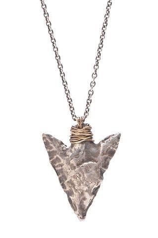 MAPUCHE ARROWHEAD | Emily Amey Jewelry