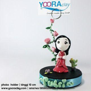 Clay Figure Putri