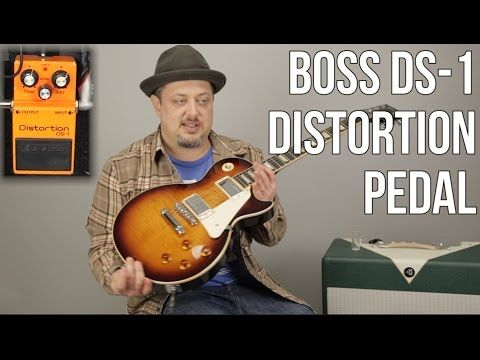 Guitar Pedals for CHEAP! Boss DS-1 Distortion Pedal - Thursday Gear Video - YouTube
