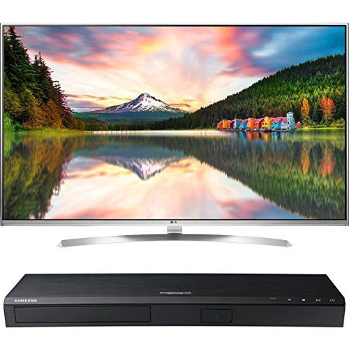 LG UH8500 Super Ultra HD 4K Smart LED TV webOS 3 0 Samsung 4K Ultra