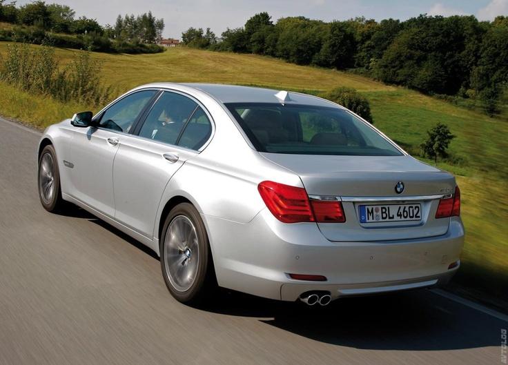 2009 BMW 730d