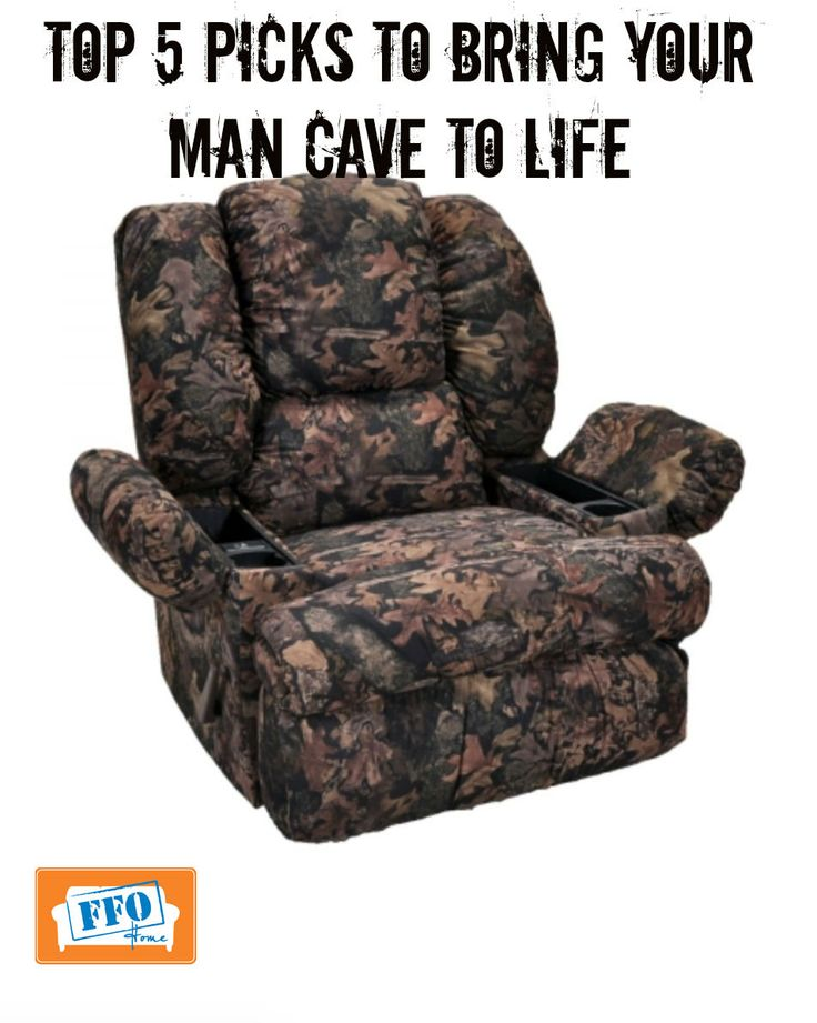 Bring a touch of nature into your home with our Franklin Camo Recliner! This recliner is overstuffed for maximum comfort and has dual storage arms with ...  sc 1 st  Pinterest & 123 best Recliners images on Pinterest | Recliners Rockers and Plush islam-shia.org