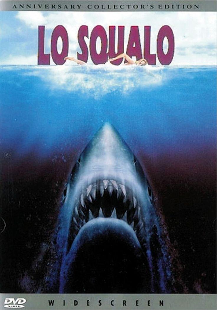 """""""Quella non è stata l'opera di un'elica. Non è stato un fuoribordo, né sono stati gli scogli. E nemmeno Jack lo squartatore! ...È stato uno squalo"""""""