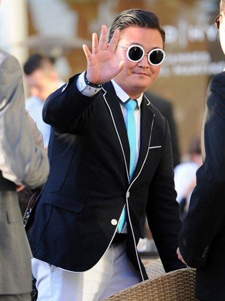 Ποιος Psy; Απατεώνας σωσίας του πήγαινε στα πάρτυ του Φεστιβάλ Καννών