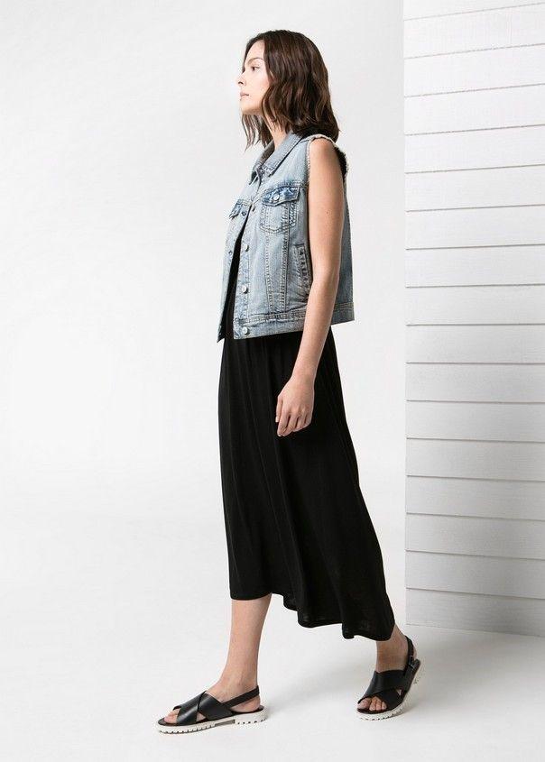 Scarpe da abbinare a vestito nero lungo