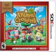 Amazon.com: Nintendo Selects: Animal Crossing: New Leaf - Nintendo 3DS: Video Games