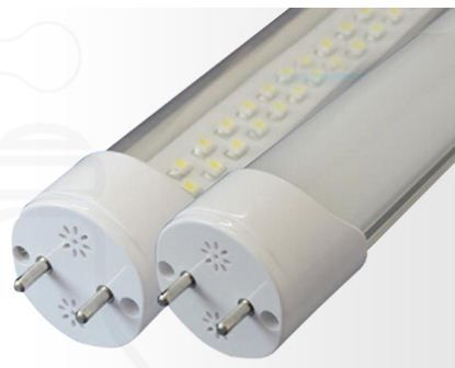 LED's replacing fluorescents while maintaining their form factor