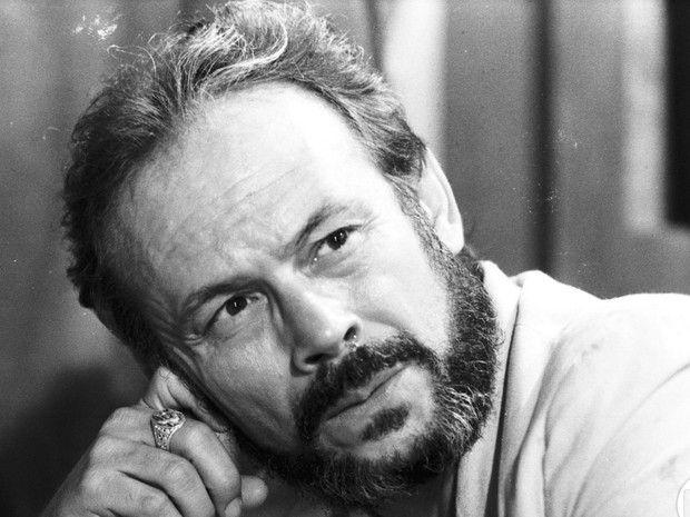José Wilker na novela Renascer