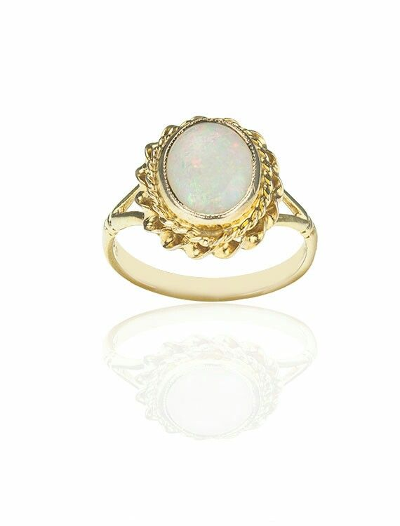 Bigger the better with Opals 💍