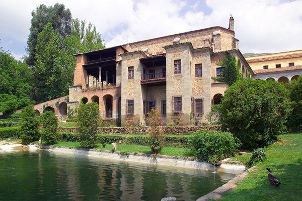 Patrimonio Nacional - Monasterio de Yuste