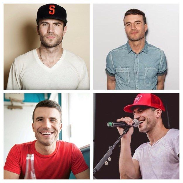 Sam Hunt is literally and figuratively the hottest thing in country music. | Sam Hunt Is The Hottest Thing To Happen To Country Music Since Ever