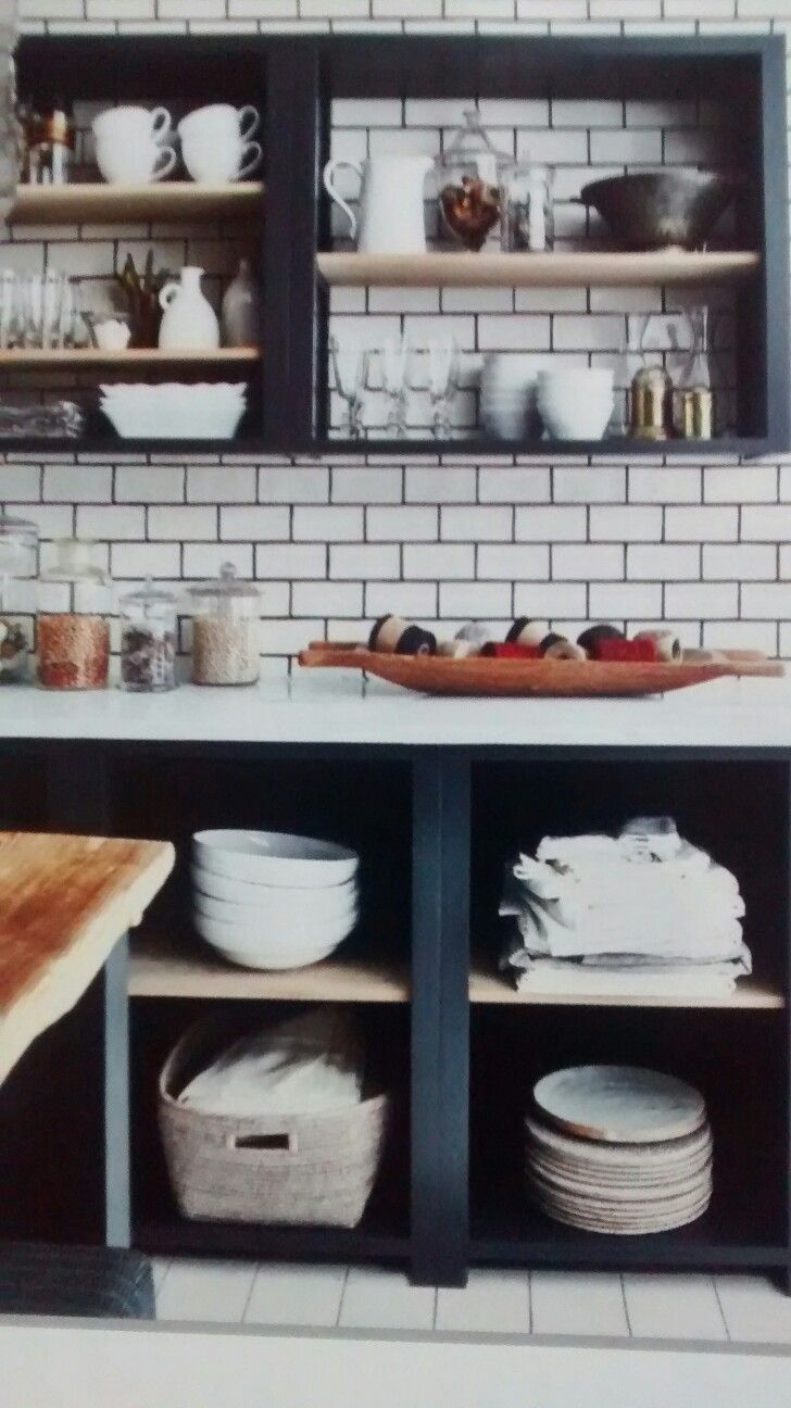 I Used A Grout Pen To Make My Kitchen Grout Grey Like This It Really