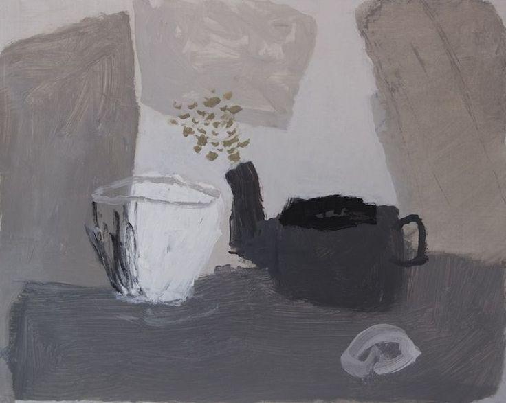 David Pearce Paintings Lapsang Souchong Painting