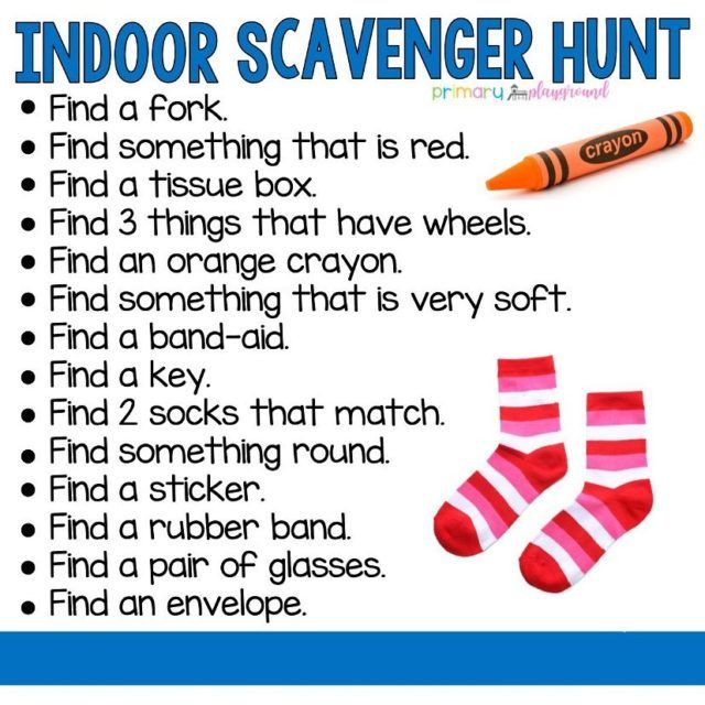 Zoom Scavenger Hunt To Do With Preschoolers Digital Learning Classroom Learning Activities Distance Learning