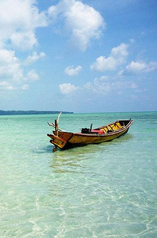 Andaman & Nicobar Islands. Paradise (noun): A cluster of islands off the coast of India, where the water is clear and the sand is soft and the weather is perfect and the people are kind. Synonym: Andaman & Nicobar. | 16 Surreal Places That Make India The Most Beautiful Country In The World