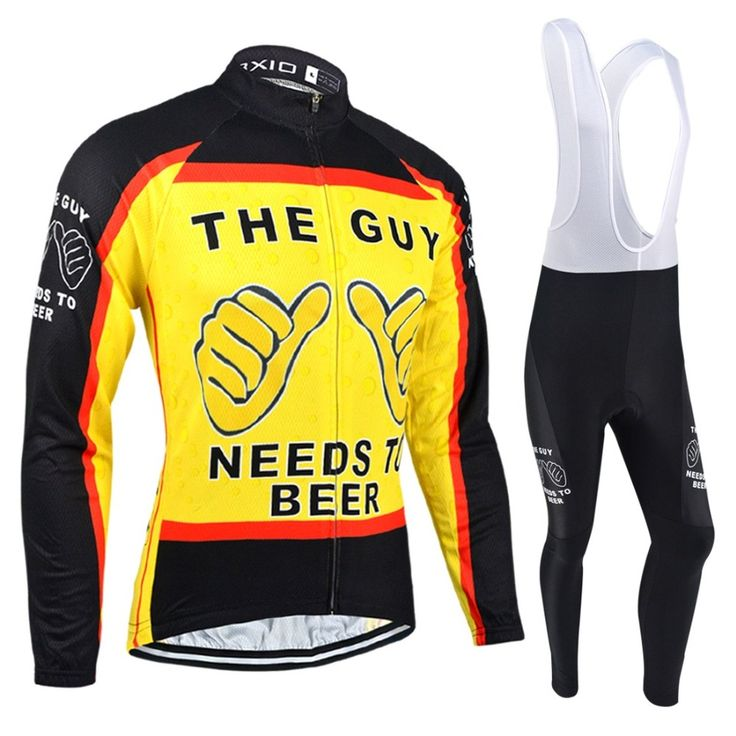 BXIO Winter Men's Cycling Jersey Thermal Bike Clothing Long Sleeves Bicycle Clothes Invierno Ropa Ciclismo Hombres BX-0108Y035