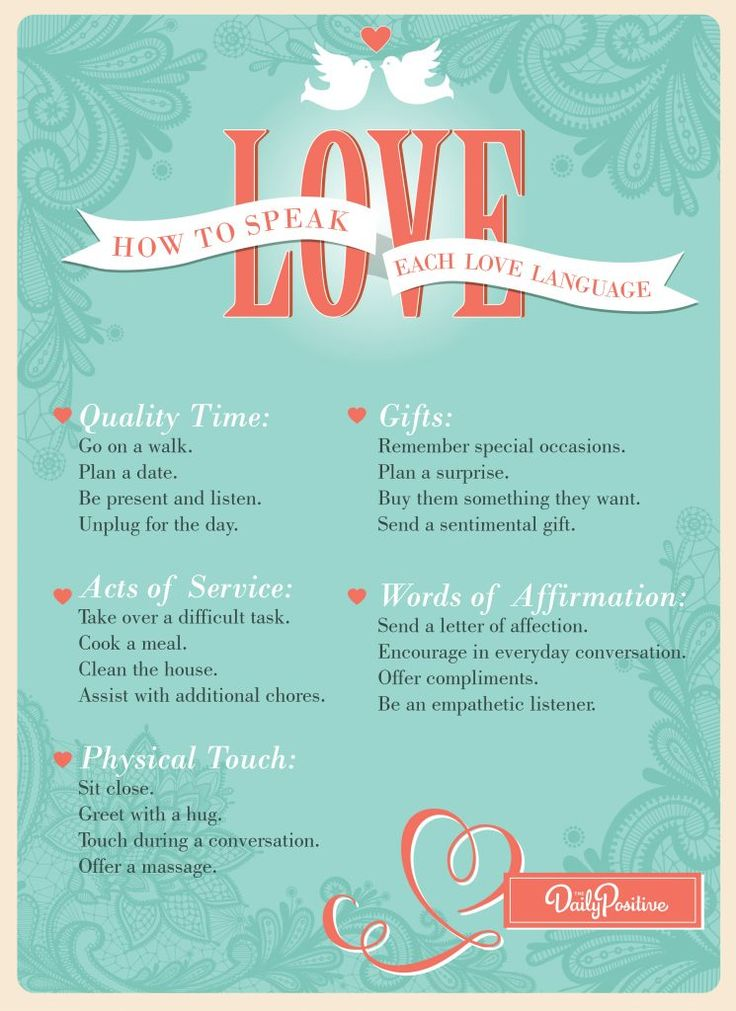 about 5 Love Languages on Pinterest Love languages, 5 love languages ...