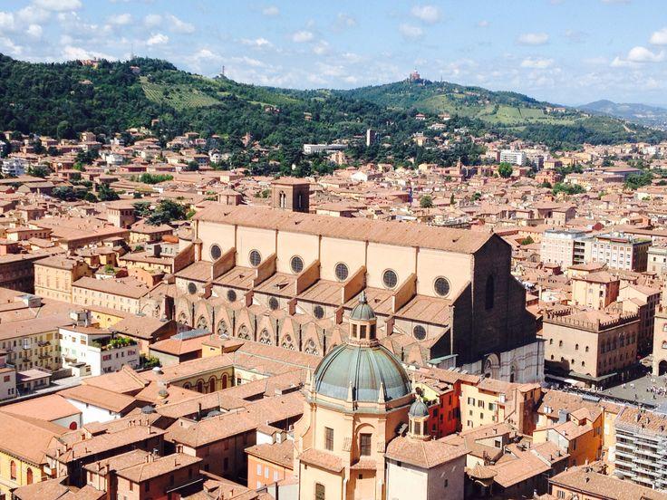 #Bologna#towers
