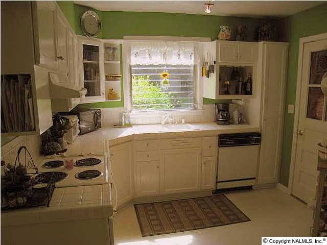 10 best images about apple green paint on pinterest for Apple kitchen designs