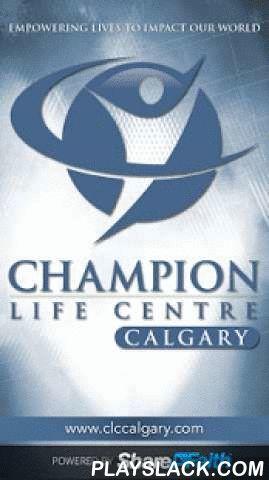 CLC Calgary  Android App - playslack.com ,  The official app of Champion Life Centre (CLC) in Calgary, AB. Get connected with the church service media, news and announcements, weekly devotionals, and directions and contact information. Make church more than just a Sunday thing! De officiële app van Champion Life Centre (CLC) in Calgary, AB. Krijgen in verband met de kerkdienst media, nieuws en aankondigingen, wekelijks devotionals, en een routebeschrijving en contactgegevens. Maak kerk meer…
