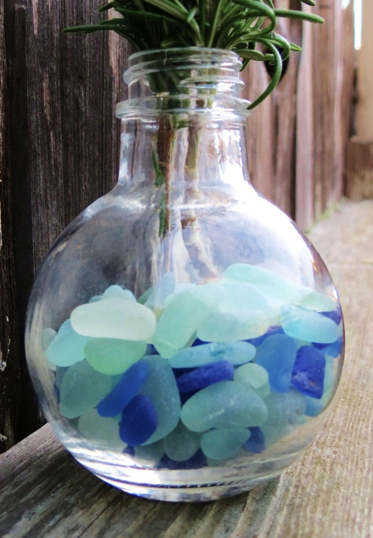 364 Best Sea Glass Images On Pinterest Shells Shell And Sea Glass