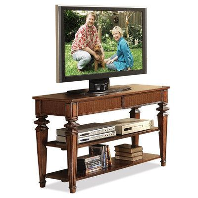 Bay Isle Home Quincy TV Stand