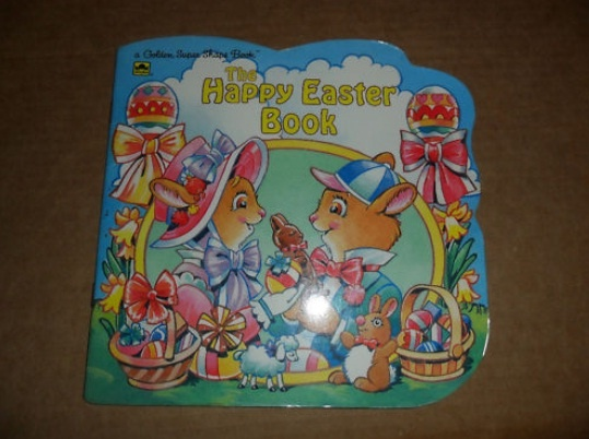 The Happy Easter Book