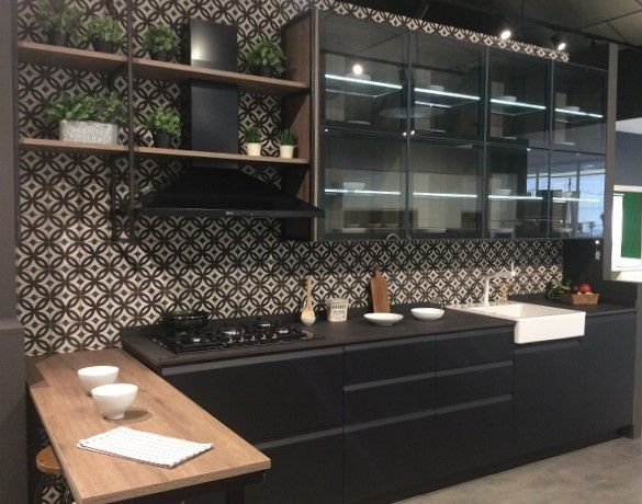 Diseno De Cocinas Estilo Industrial Design De Cozinha Design Cozinha