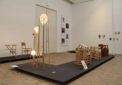 Hans J. Wegner udstilling