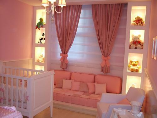 Decoração para quartos de bebês