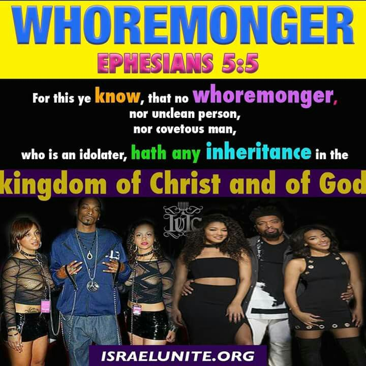 what is the definition of a whoremonger