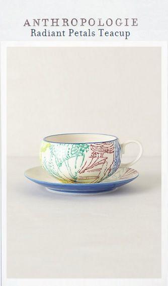 Tea Cup Tienda MyFavorite_4d / only beautiful things www.facebook.com/myfavorite4d