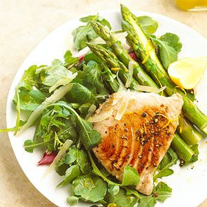 how to cook tuna steaks on gas grill