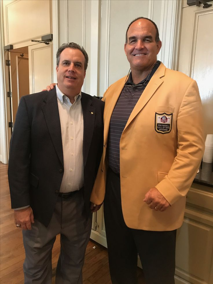 NFL Hall of Famer Bruce Matthews